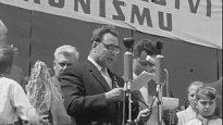 Televizní noviny 1961