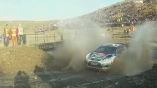 Rallye Velká Británie