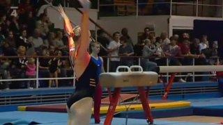 Grand Prix ve sportovní gymnastice Brno