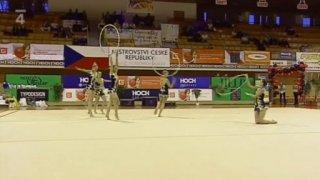 M ČR v moderní gymnastice