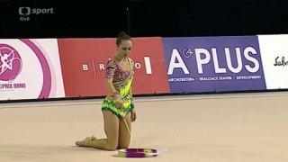 Grand Prix Brno 2013 vmoderní gymnastice