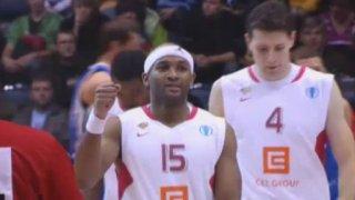 ČEZ Basketball Nymburk - BK Ventspils (Lotyšsko)