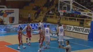 BK Prostějov - Lokomotiv Kubáň