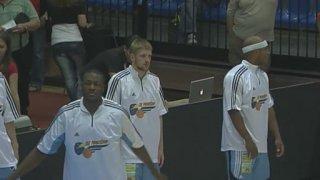 ČEZ Basketball Nymburk - BK Prostějov