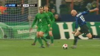 Inter Milán - Rubin Kazaň