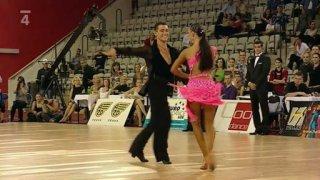 Prague Open 2011 - latinskoamerické tance