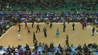 M ČR v latinskoamerických tancích