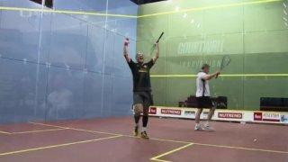 ME ve squashi 2013 Praha