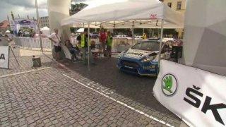 <em>Rally</em> <em>Bohemia</em> Mladá Boleslav 2017
