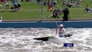 ME ve vodním slalomu 2013