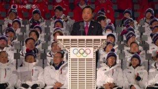 XXIII. zimní olympijské hry Pchjongčchang 2018
