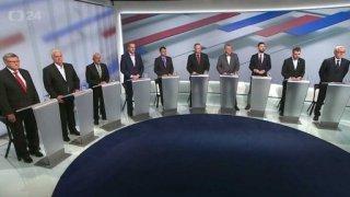 Předvolební debata