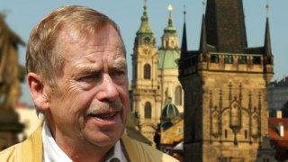 Václav Havel: moje Praha