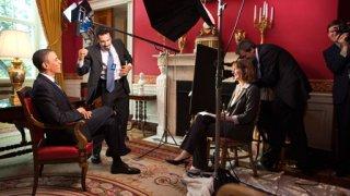 Prezidentovi v patách aneb Fotografové Bílého domu