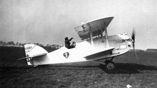 Záhada letu Bílého ptáka