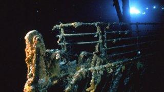 Svědectví o zkáze Titaniku