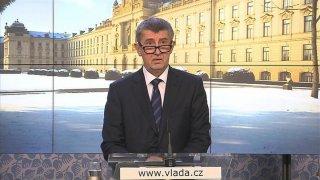 Vláda Andreje Babiše žádá Poslaneckou sněmovnu o důvěru