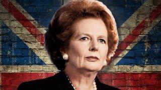 Margaret Thatcherová: Železná lady