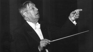 Václav Talich, sebevědomí a pokora