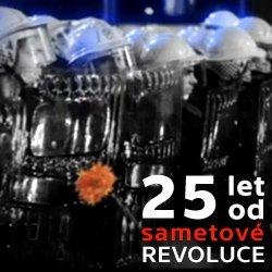 ČT24 - 25 let od Sametové revoluce