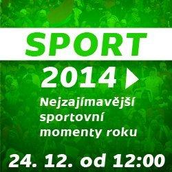 ČT sport – Sport 2014