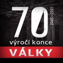 ČT24 - 70. výročí konce války