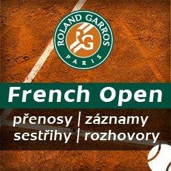 ČT sport –French open