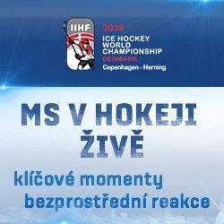 ČT sport - MS v hokeji 2018