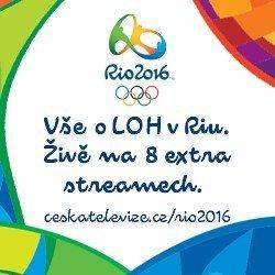ČT sport - LOH Rio 2016