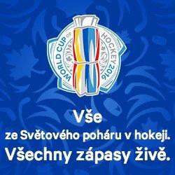 ČT sport – Světový pohár v hokeji 2016
