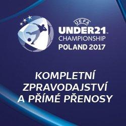 ČT SPORT – EURO 21