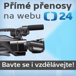 ČT24 - Kultura on-line přenosy