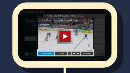 Přehrát video: Jak používat aplikace HbbtV