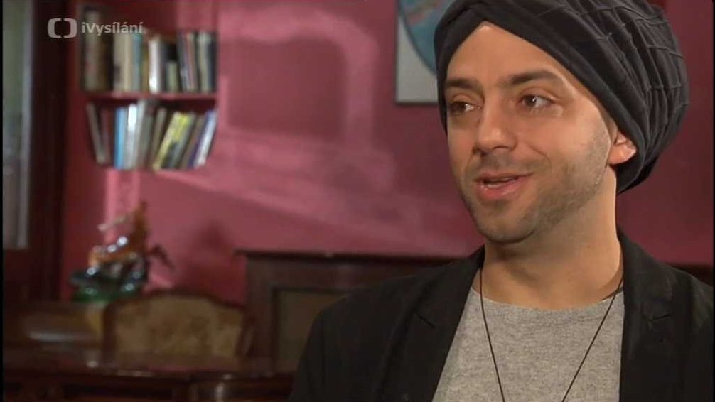 Idan Raichel (English version)