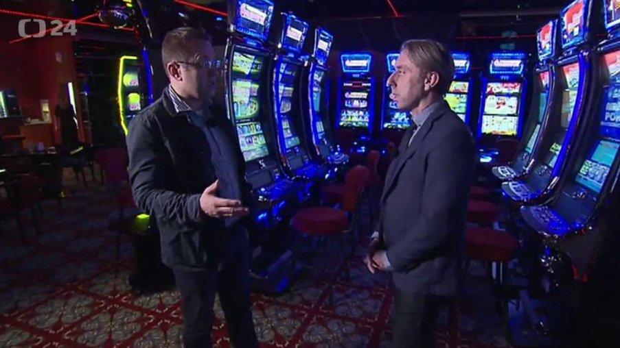 Téma: Boj proti hazardu