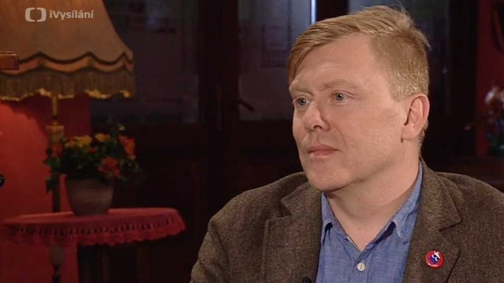 Jón Gnarr (English version)