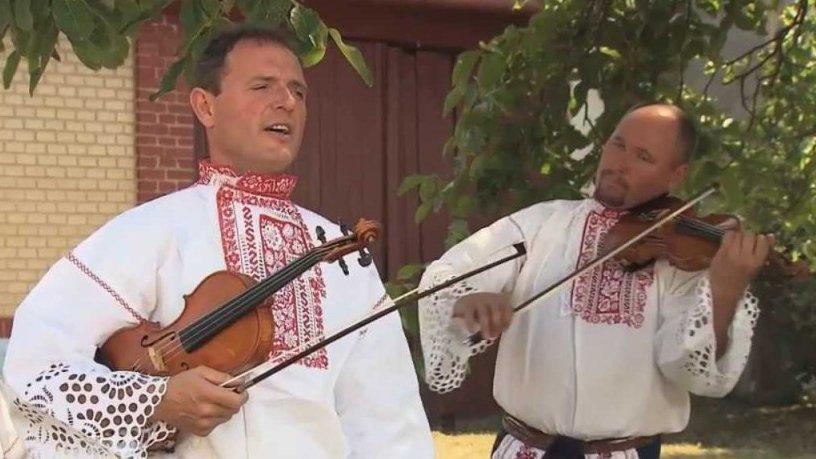 Varmužova cimbálová muzika – Milostné písně z Kyjovska