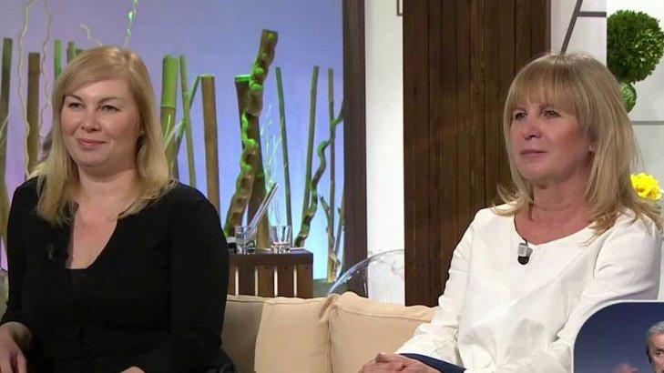 Dita a Marcela Pecháčkovy v Sama Doma