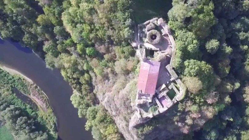 Jeden z nejstarších českých hradů
