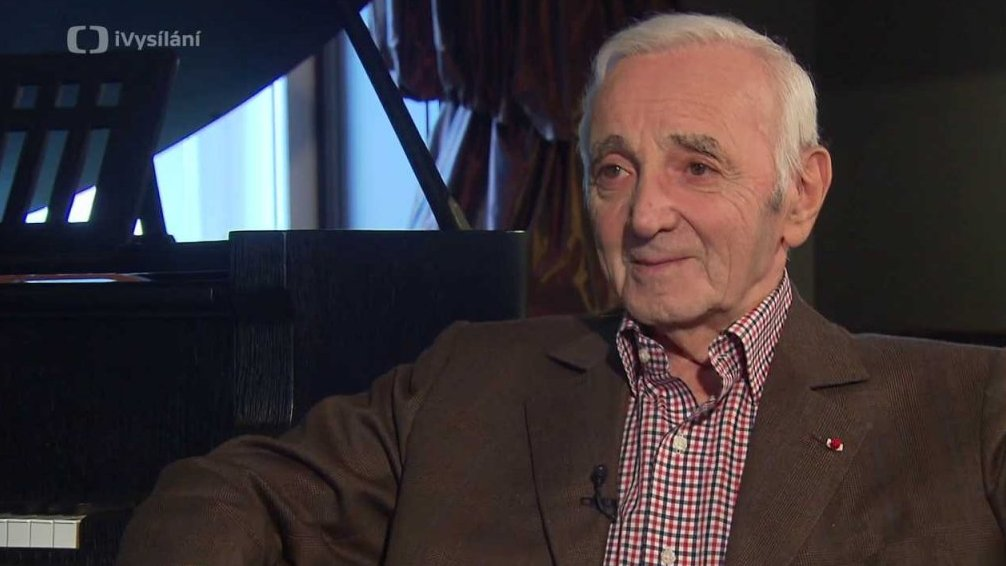 Charles Aznavour (English version)