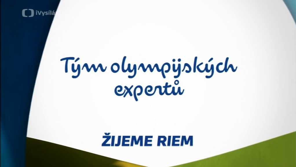 Tým olympijských expertů