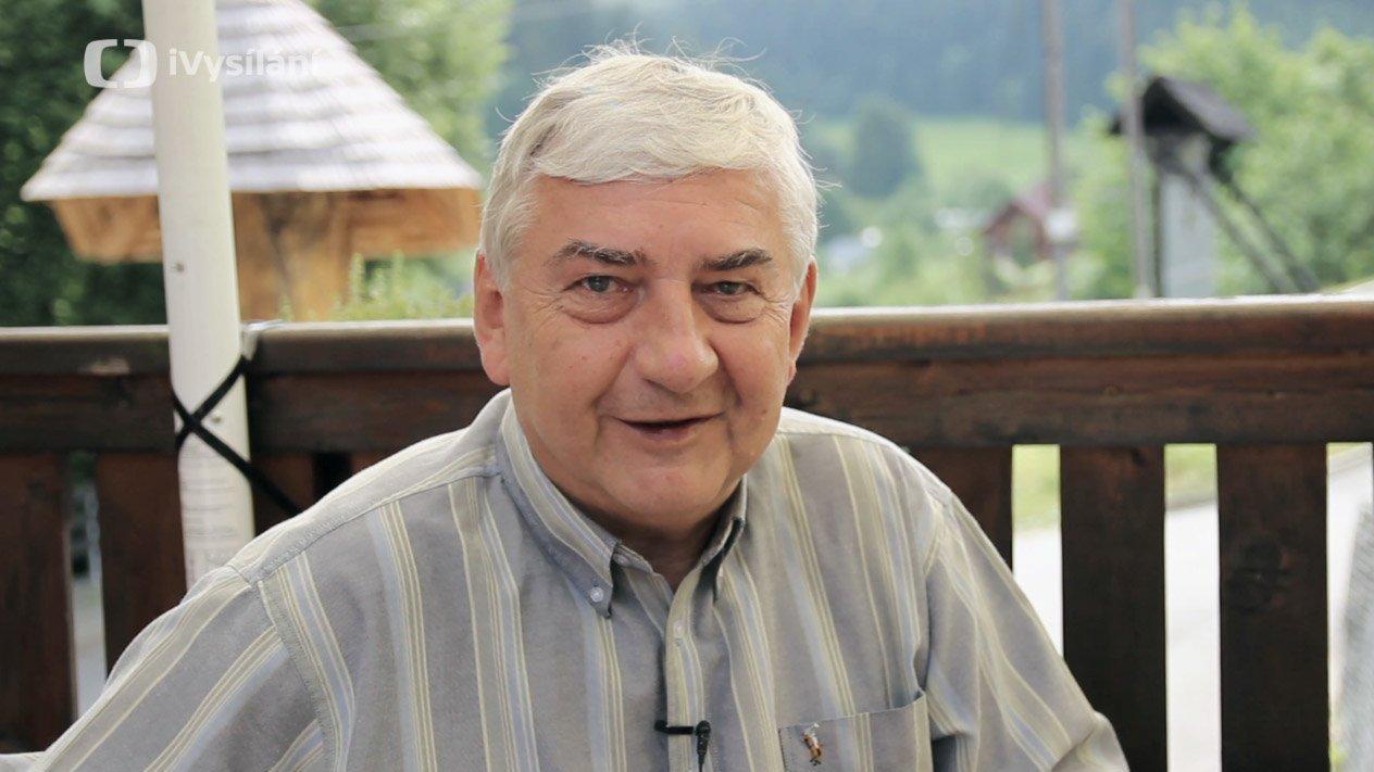 Pozdrav Miroslava Donutila divákům