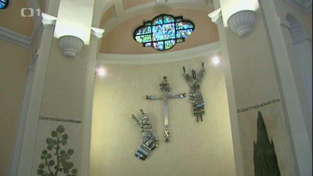Historie kaple svaté Máří Magdaleny