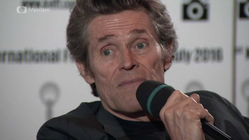 Willem Dafoe (English version)