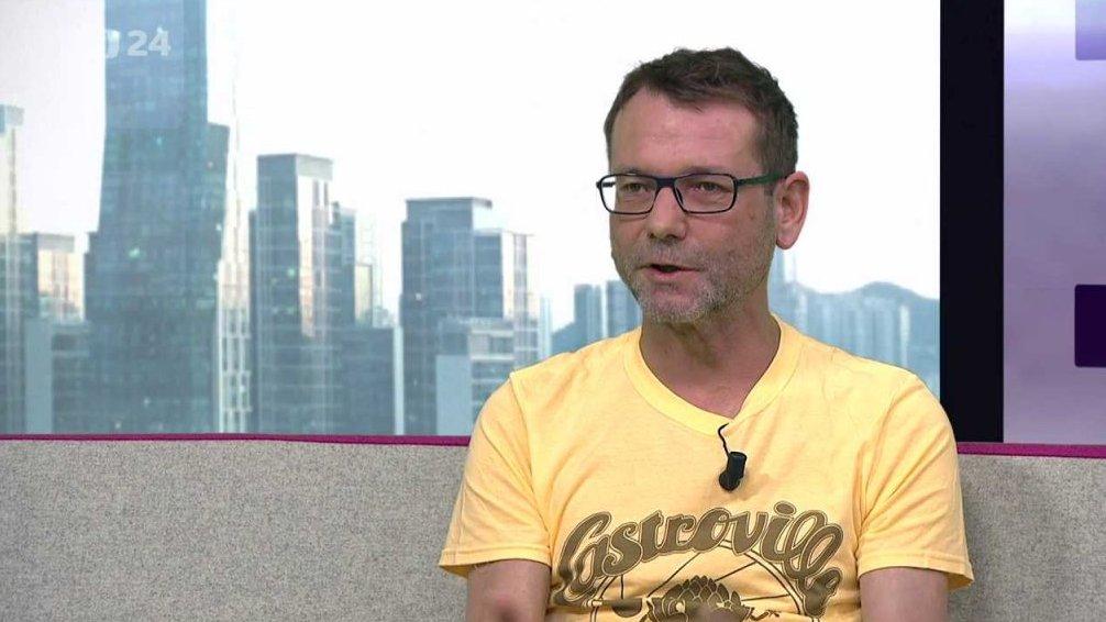 Rozhovor s režisérem Radimem Špačkem