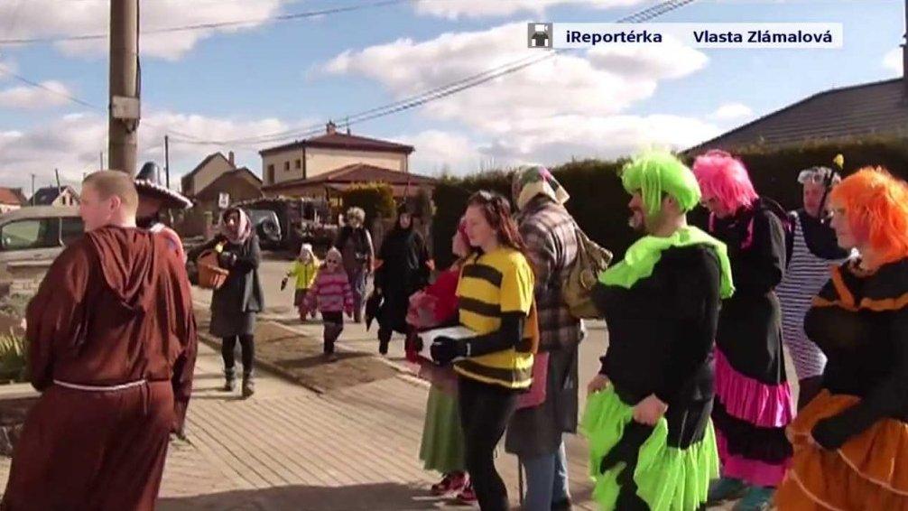 Masopust z Bukovinky