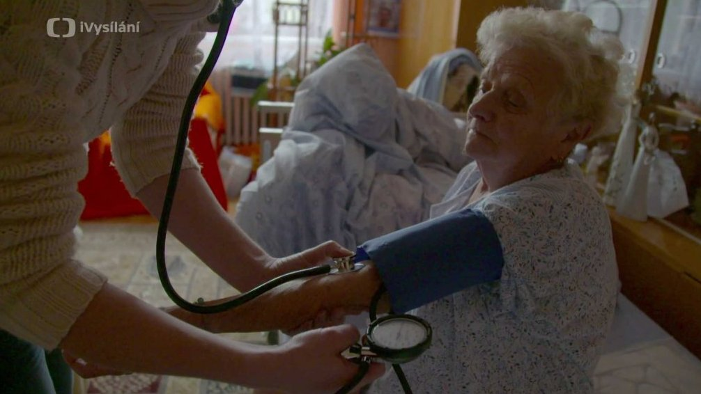 Vizitka Domácího hospicu Jordán