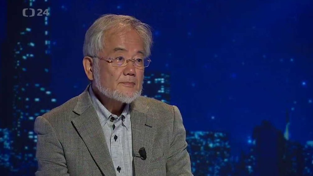 Yoshinori Ohsumi, Nobel Prize in Physiology or medicine laureate