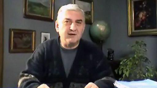Jak byl Miroslav Donutil zvolen prezidentem