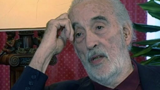 Christopher Lee (English version)